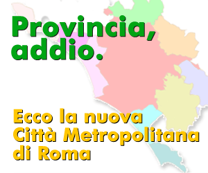 Città Metropolitana Roma Capitale