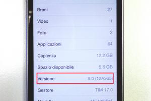 iOS 8: Istallazione su iPhone 5s e prime impressioni