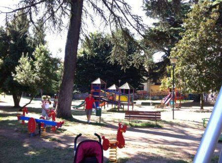 Giardino Comunale di Bracciano, o quel che ne resta