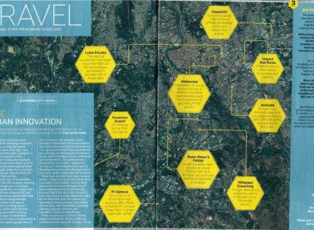 innovazione a Roma: come ci vedono gli inglesi