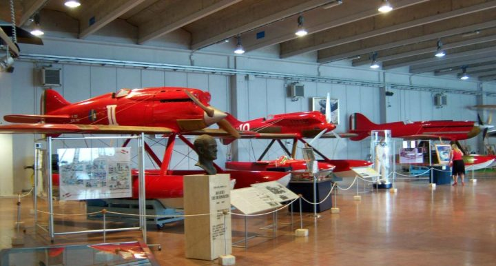 Museo aeronautica Aermacchi
