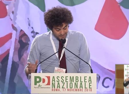 Assemblea PD: Dario Corallo attacca Burioni? Perché?